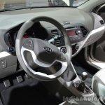 Interior of the Kia Picanto LPG