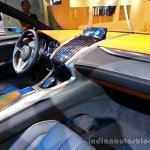 Interior of the Lexus LF-NX Concept