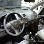 Interior of the Suzuki SX4 Classic