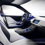 Jaguar C-X17 front seats