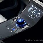 Jaguar C-X17 gear dial rotary