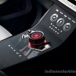 Jaguar C-X17 gear dial