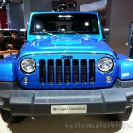 Jeep Wrangler Polar special edition front