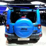 Jeep Wrangler Polar special edition rear