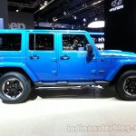 Jeep Wrangler Polar special edition side