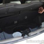 LPG tank of the Kia Picanto LPG