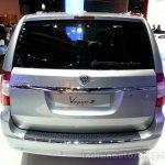 Lancia Voyager S rear