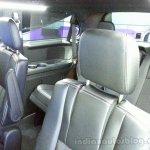 Lancia Voyager S seats