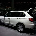 Left side of the 2014 BMW X5