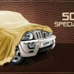 Mahindra Scorpio Special Edition teaser