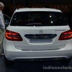 Mercedes B Class electric drive rear