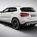 Mercedes-Benz GLA Edition 1 rear