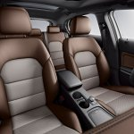 Mercedes-Benz GLA Edition 1 seats