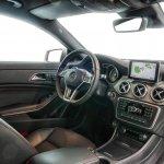 Mercedes CLA 250 Sports cabin