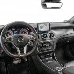 Mercedes CLA 250 Sports interior