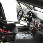 Mercedes CLA 45 AMG Racing Series interior