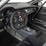 Mercedes CLA 45 AMG Racing Series steering wheel