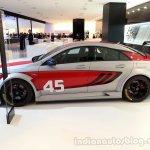 CLA 45 AMG Racing Seriesside