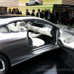Mercedes Concept S-Class Coupe Concept Dashboard