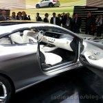 Mercedes Concept S-Class Coupe Concept Dashboard