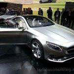 Mercedes Concept S-Class Coupe Concept Front Left