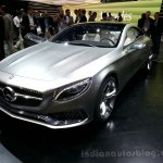 Mercedes Concept S-Class Coupe Concept Front Right