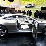 Mercedes Concept S-Class Coupe Concept Interiors