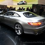 Mercedes Concept S-Class Coupe Concept Rear Left