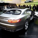 Mercedes Concept S-Class Coupe Concept Rear Right