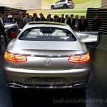 Mercedes Concept S-Class Coupe Concept Rear