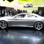 Mercedes Concept S-Class Coupe Concept Side