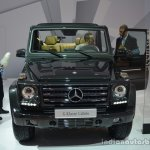 Mercedes G-Class Cabriolet Final Edition 200 front