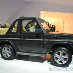 Mercedes G-Class Cabriolet Final Edition 200 side