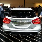 Mercedes GLA Rear