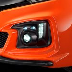 Mugen LED foglight for 2014 Honda Jazz