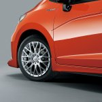 Mugen alloy wheels type 5 2014 Honda Jazz