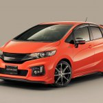 Mugen body kit 2014 Honda Jazz (Front)