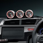 Mugen gauges 2014 Honda Jazz