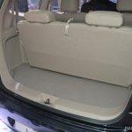 Nissan Grand Livina facelift boot