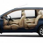 Nissan Grand Livina facelift side