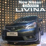 Nissan Grand Livina facelift