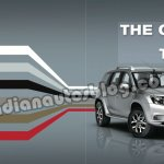 Nissan Terrano brochure colors