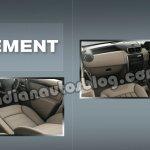 Nissan Terrano brochure interiors