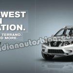 Nissan Terrano brochure