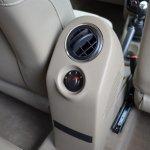 Nissan Terrano rear aircon vent