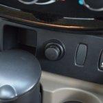 Nissan Terrano rear parking sensor switch