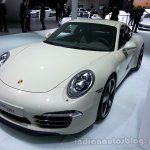 Porsche 911 50th Anniversary Edition  front quarter