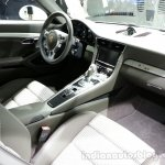 Porsche 911 50th Anniversary Edition  interior