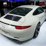 Porsche 911 50th Anniversary Edition  rear quarter