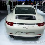 Porsche 911 50th Anniversary Edition  rear